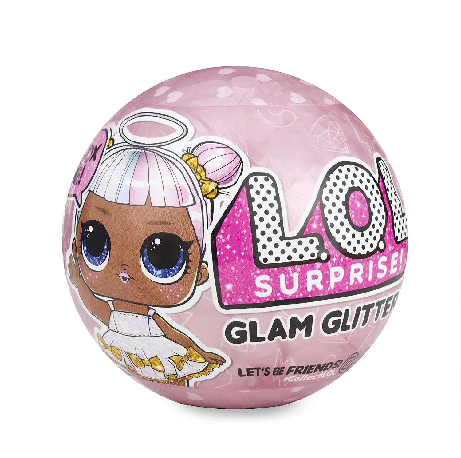LOL L.O.L Surprise Dolls Glam Glitter